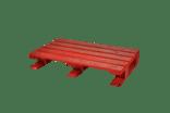DP610: дървен палет 600 х 1000 мм