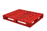 pallet de madera de 1200 x 1000 mm