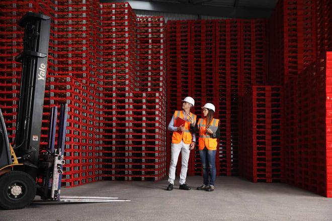 Ottimizzare i flussi logistici con i nostri servizi di stoccaggio e distribuzione