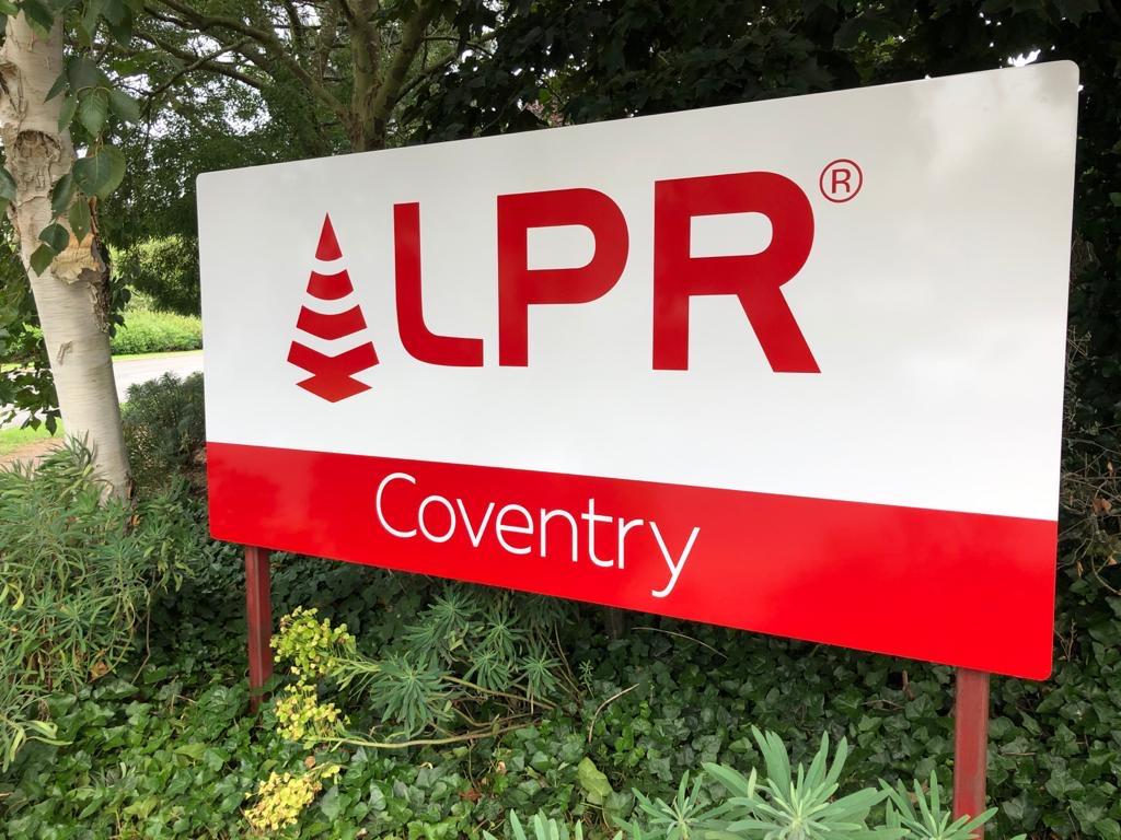 LPR coventry new midland service centre