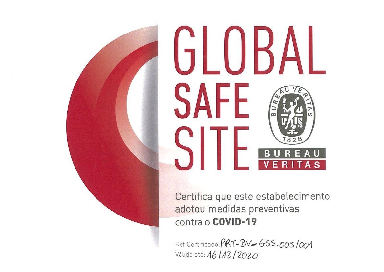 Global safe site lpr portugal
